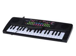 музыкальный инструмент same toy Электронное пианино bx-1611ut черное
