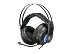 игровая гарнитура с накладными наушниками trust gxt 383 dion 7.1 bass vibration headset usb (22055)