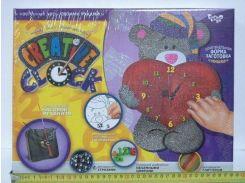 набор для креативного творчества dankotoys СС-01 Часы creative clock
