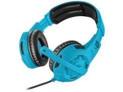 проводная гарнитура trust gxt 310-sb spectra gaming headset (22398)