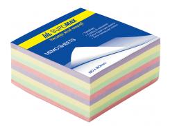 Блок бумаги ДЕКОР 90х90х40мм, склеенный bm.2284