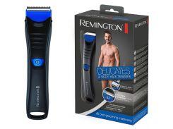 мужской тиммер для тела и деликатных зон remington bht250