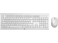 беспроводной комплект мышка с клавиатурой hp c2710 wl ru (m7p30aa)
