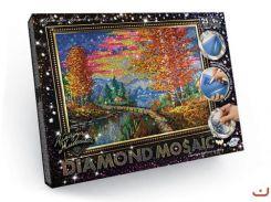 набор креативного творчества Алмазная живопись diamond mosaic dankotoys dm-01-03