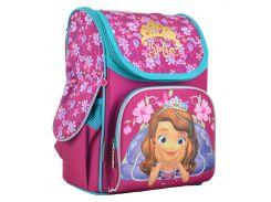 школьный каркасный рюкзак 1 Вересня h-11 sofia rose София (555168)