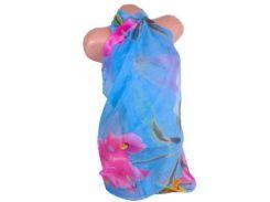 женское парео шарф baosidi ds1602 размер 152х95 см