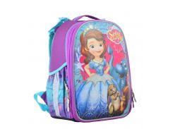 школьный каркасный рюкзак 1 вересня h-25 sofia (555364)