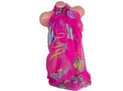 женский шарф парео baosidi ds1604 размер 154х93 см