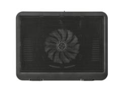 охлаждающая подставка для ноутбука trust ziva laptop cooling stand (21962)