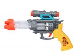 игрушечное оружие бластер same toy df-26218ut с музыкальными эффектами