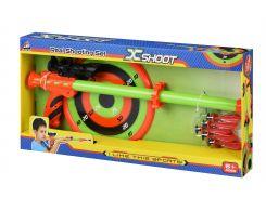 игровой набор оружия same toy sp9018ut x-shoot Бластер с мишенью