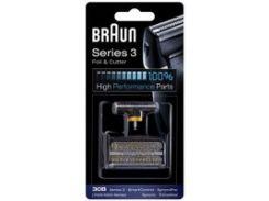 Аксессуар для бритв braun блок+сетка series 3 30b (81394067)