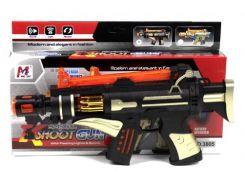 музыкальный игрушечный автомат shotgun 3805