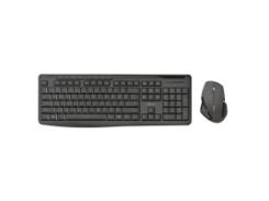 беспроводной набор клавиатура с мышкой trust evo wireless keyboard with mouse (21383)