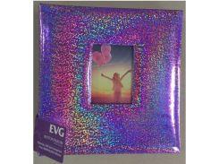 фотоальбом evg 10x15x200 bkm46200 glister на 200 фотографий