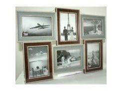 мульти фоторамка Коллаж h collage 2516-210/216 10x15/6 для фотографий 10*15 см