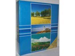 самоклеющийся фотоальбом poldom sa-100r 111 21x28 см на 100 магнитных страниц
