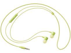 наушники вкладыши с микрофоном samsung eo-hs1303 green (eo-hs1303gegru)