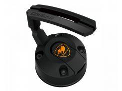 Держатель кабеля мыши, гибкий фиксатор кабеля повышенной прочности, патентованная вакуумная система фиксации держателя, компактный и легкий