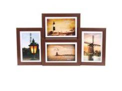 фоторамка коллаж m collage-0065 10x15 см на 4 фотографии