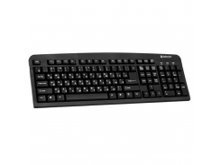 клавиатура defender element hb-520 usb b черная (45522)