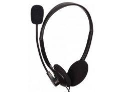 наушники с микрофоном gembird mhs-123 black регулятор громкости