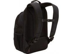 городской рюкзак case logic dcb309k black черный