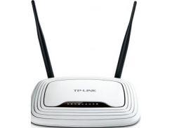 беспроводной маршрутизатор tp-link tl-wr841n на две антенны