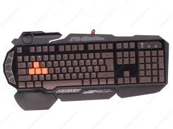 игровая клавиатура a4 tech b314 bloody usb black multimedia gaming