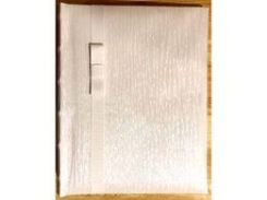 традиционный фотоальбом poldom bd-100pg/cr lamia-wh 29x32 см на 100 страниц