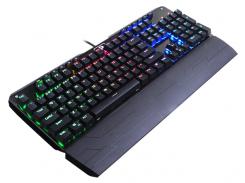 игровая клавиатура с подсветкой клавиш redragon indrah ru rgb (70449)