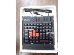 клавиатура a4 tech x7-g100 usb black (70810)