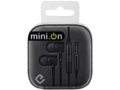 наушники с микрофоном ergo es-600i black minion