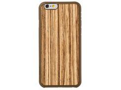 Чехол ozaki o!coat-0.3+wood iphone 6 zebrano