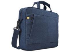 "сумка для ноутбука case logic huxton 14"" attache huxa114 - (blue)"