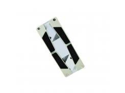 подставка под ноутбук datex mcp-01 plastic silver h