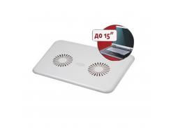 подставка под ноутбук datex cp-03 plastic white h (cp-03 white)