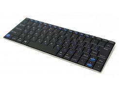 беспроводная клавиатура gembird kb-p6-bt-ua black bluetooth