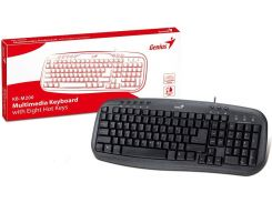 Клавиатура genius kb-m200 usb (31310049110)