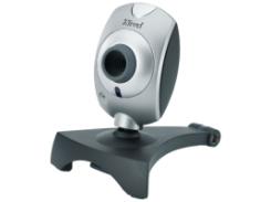 веб камера trust primo webcam с встроенным микрофоном (17405)