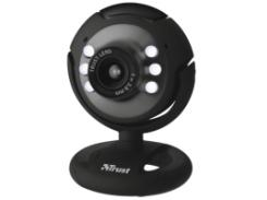 веб камера trust spotlight webcam (16429)