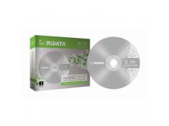 диск ridata m-disc bd-r 25 Гб 4x slim 3 штуки printable fullface (90u13ifrda004)