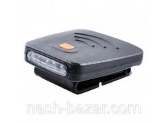 светодиодный фонарь bailong dx-1805 3 led на голову аккумуляторный