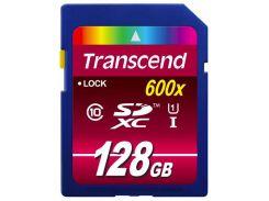 Карта памяти transcend ultimate sdxc 128 Гб class 10 uhs-1 (ts128gsdxc10u1)