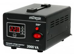 автоматический регулятор напряжения energenie eg-avr-d2000-01 220 В 2000 ВА