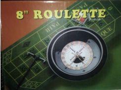 настольная игра Казино ru-8, рулетка в коробке