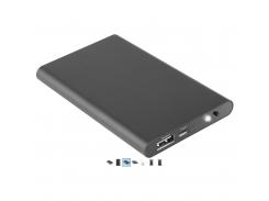 Универсальная мобильная батарея defender extralife lavita 5000pl li-pol usb 2.0 (83631)