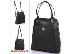 Женская кожаная сумка-рюкзак desisan (ДЕСИСАН) shi3132-011