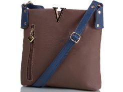 Женская мини-сумка из качественного кожезаменителя eterno (ЭТЕРНО) etms35302-12