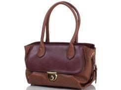 Женская сумка из качественного кожезаменителя anna&li (АННА И ЛИ) tu14118l-khaki